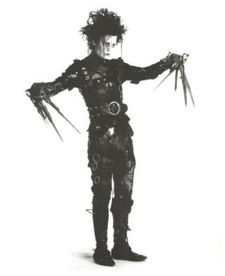Johnny Depp Edward. and so did Johnny Depp,