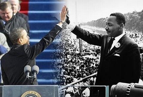 Obama-MLK-Inauguration